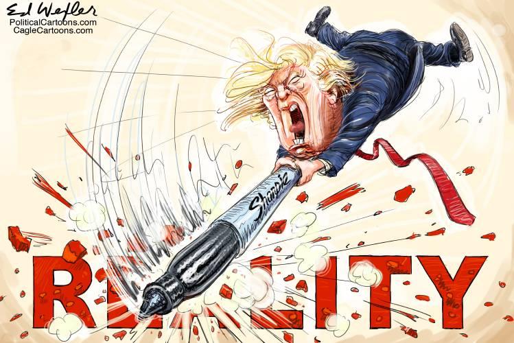 My Turn: Trump, Dorian and Sharpiegate