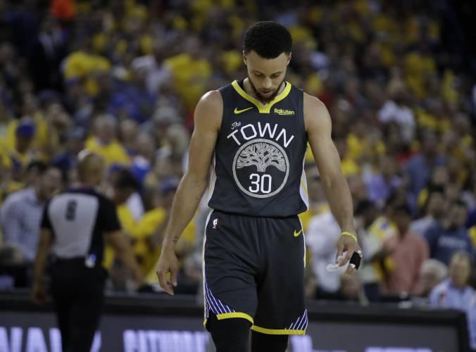premium selection bdeec 2e743 Raptors beat hobbled Warriors to claim first NBA title ...