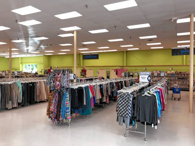 After Concord Goodwill's renovation, everything old feels