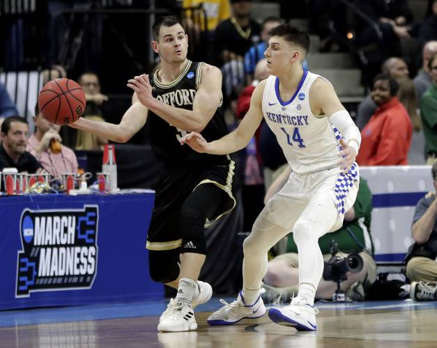 2d0c40e35a28 NCAA men s capsules  Michigan State marches to Sweet 16  Purdue bounces  defending champs