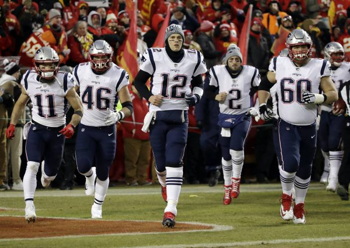 Steelers head to New England as last team to beat Patriots