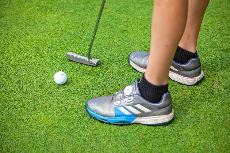 Pint-size 11-year-old golfer from Concord is ready for the world