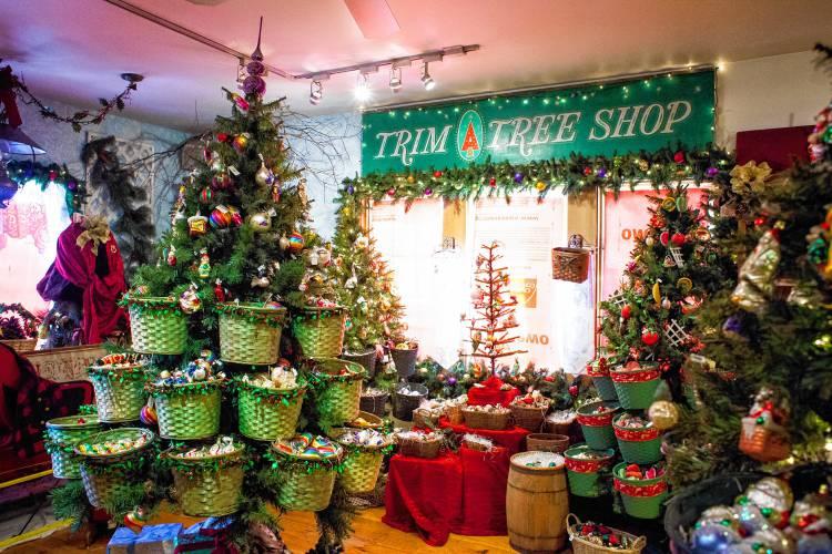 Christmas Tree Shop Hours.Henniker Christmas Tree Farm Sees A New Use As Political