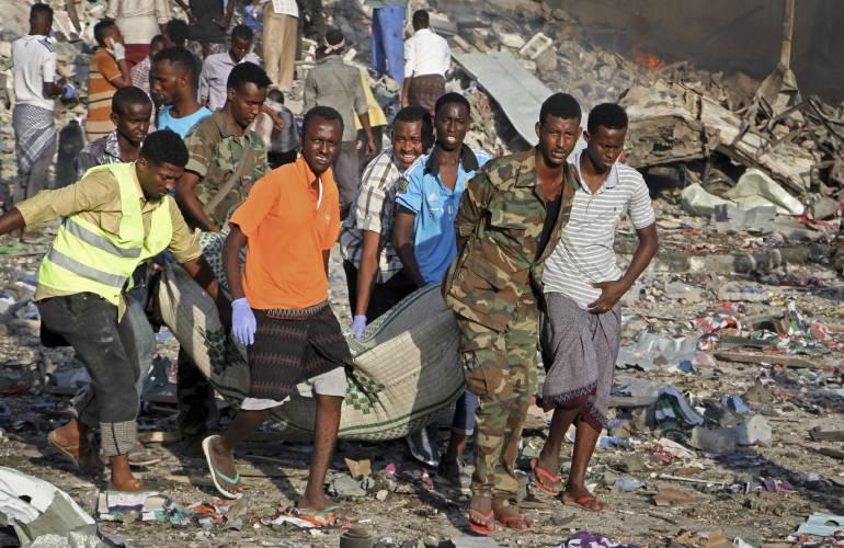 276 killed in deadliest single attack in Somalia&#Array;s history