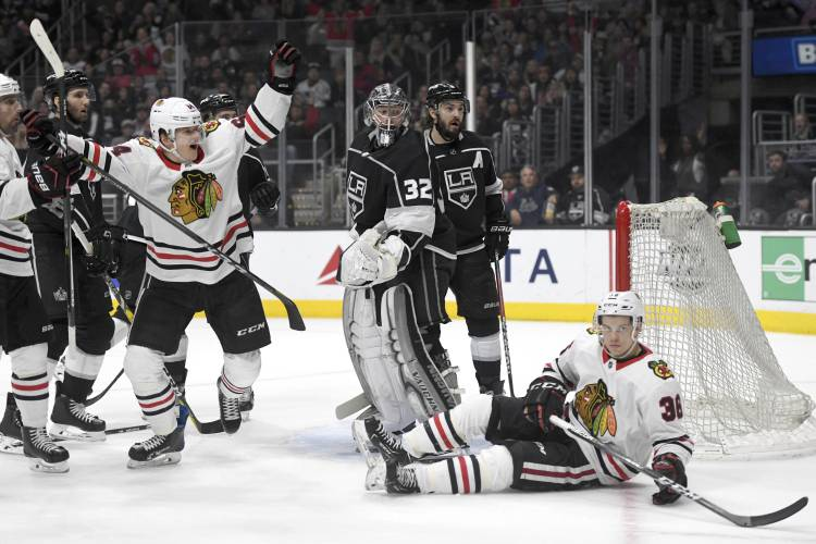 Nhl Gms Call For Change On Goalie Interference Challenges