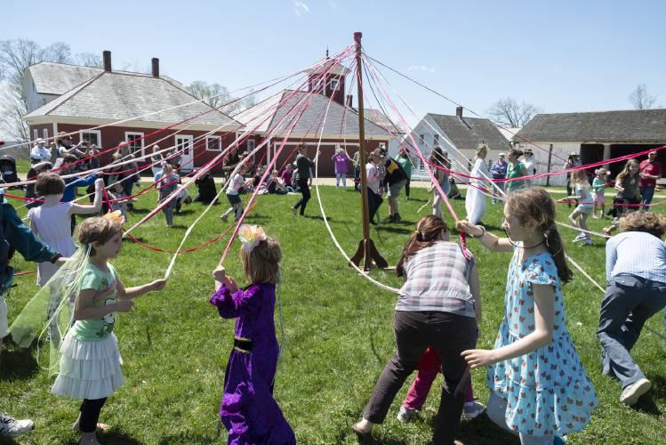 Canterbury Shaker Village opens May 4