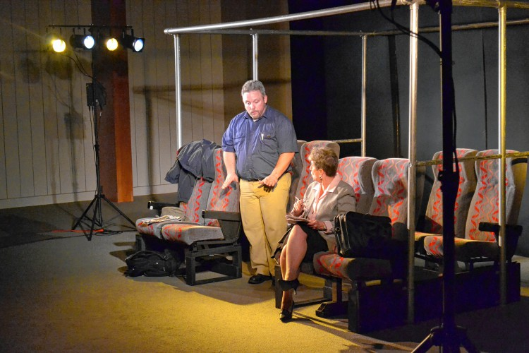 Hatbox Theatre Marks Opening Night At Steeplegate