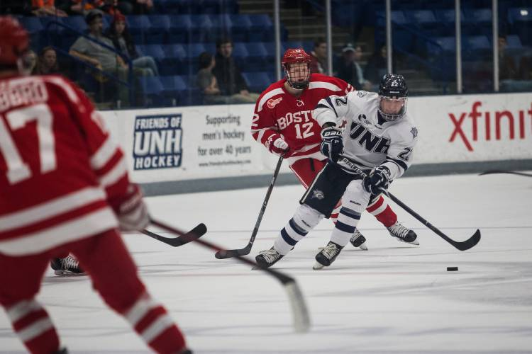 UNH Insider: Wildcats look to repeat history in Hockey East