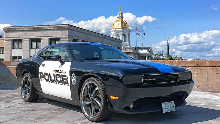 Concord Police Getting Attention For Muscle Car Seized In Drug Raid