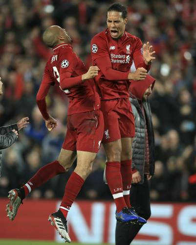 Lionel Messi Barcelona Star Accused Of Punching Liverpool: Liverpool Sinks Barca In Historic Champions League Comeback