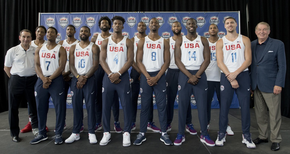 Image result for olympic mens basketball