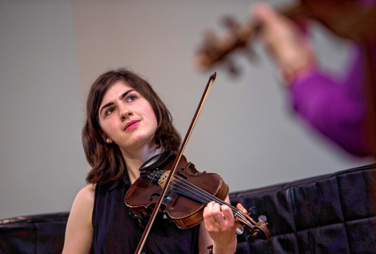 Photos: Concord Community Music School hosts Fall Fiddle