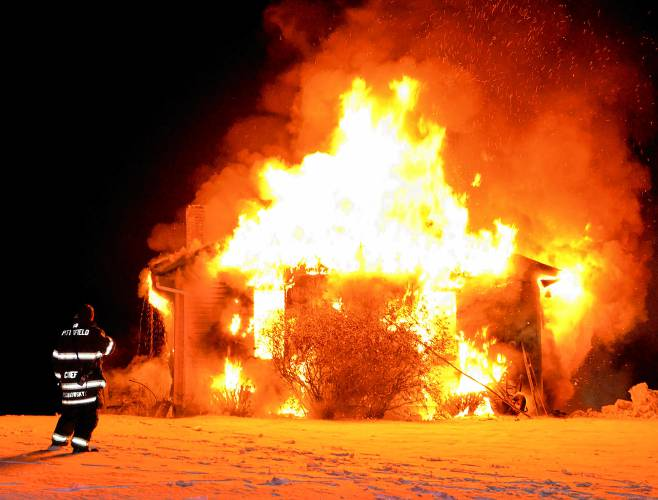 Pittsfield home sustains smoke, fire damage in Friday night