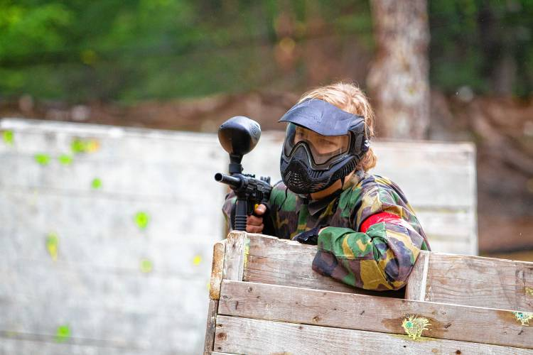 What To Expect As A First Time Paintball Player