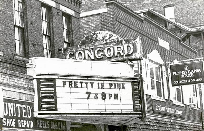 Cap Center Proposes Concord Theatre Revamp In Multimillion Dollar Plan