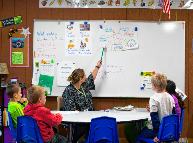 Pittsfield Elementary School Adopts Competency Based Multi Age