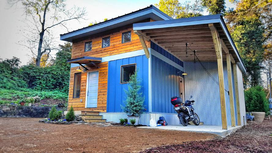 Enjoyable Tiny Problem Plan To Build Tiny Home Park In Warner Met Home Interior And Landscaping Oversignezvosmurscom