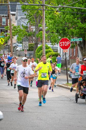 PHOTOS: Thousands take part in 2018 Rock \'N Race in downtown Concord