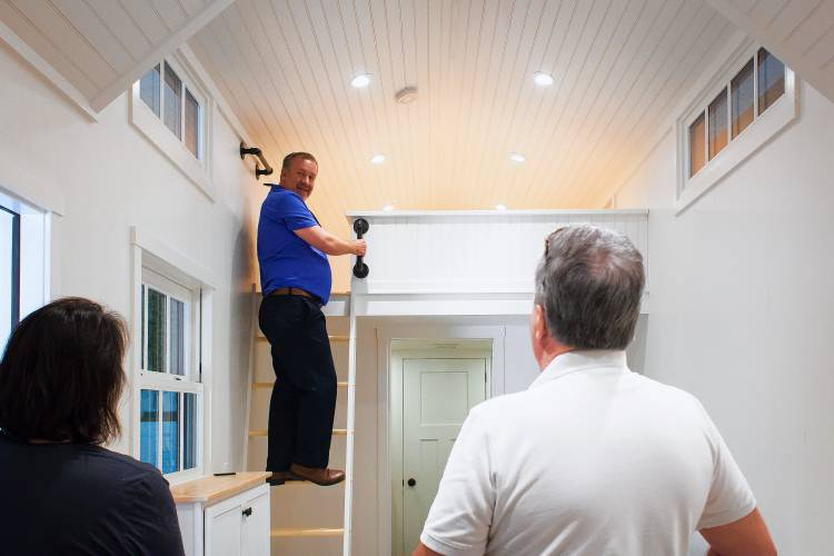 Swell N H Tiny House Company Has Big Plans For The Future Home Interior And Landscaping Oversignezvosmurscom