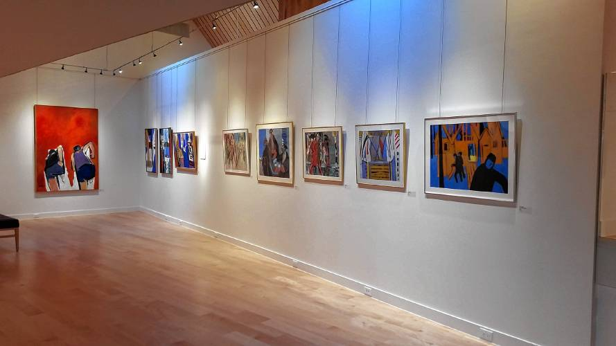gallery reopens