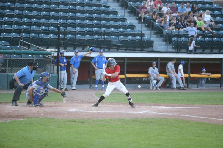 Goldrick, Blandini spending summer with Nashua Silver Knights