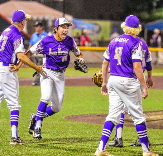Concord eliminated in Babe Ruth World Series quarterfinals