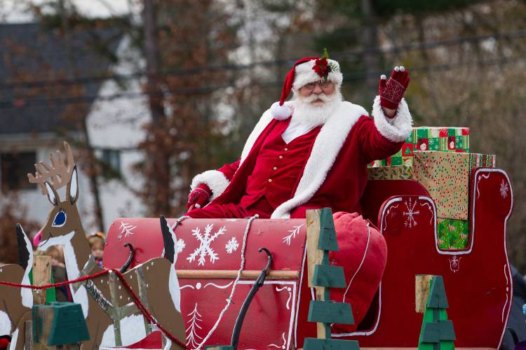 The Christmas Parade.City Officials Staying Away From Concord Christmas Parade