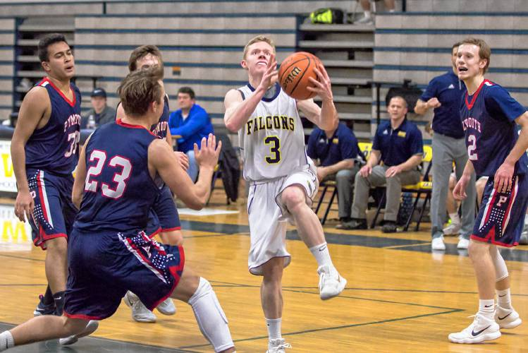 High School Basketball Bow Boys Keep Playoff Hopes Alive With Win Over Plymouth