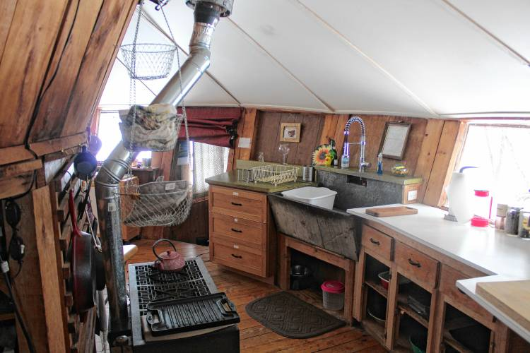 Hobbits Would Be At Home In Rindge Family S Yurt We would rather not make. hobbits would be at home in rindge