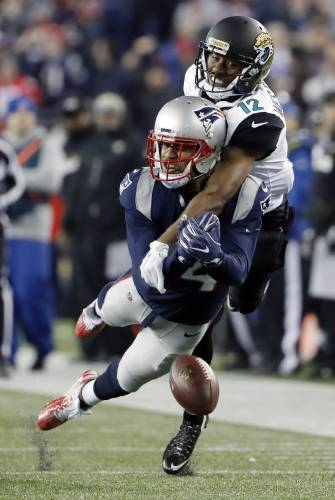 3ab5c54c Brady leads Patriots back to Super Bowl with 24-20 win over Jaguars