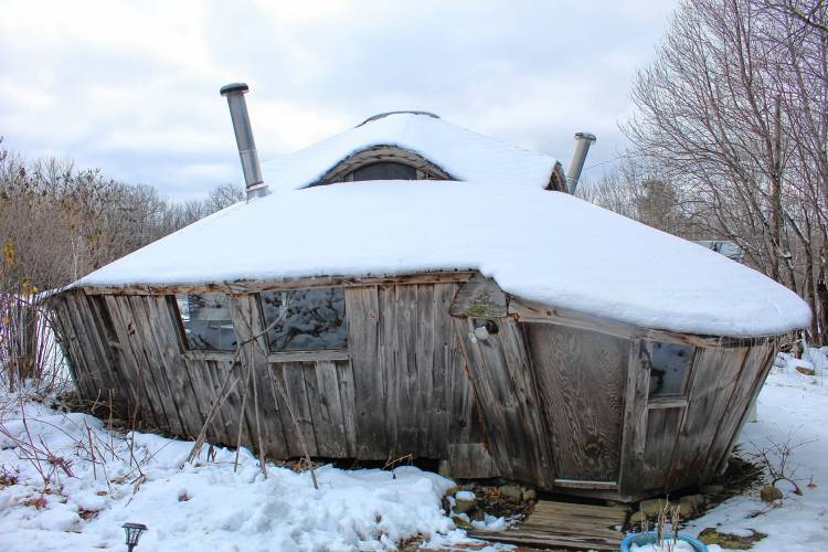 Hobbits Would Be At Home In Rindge Family S Yurt Homebyme, free online software to design and decorate your home in 3d. hobbits would be at home in rindge