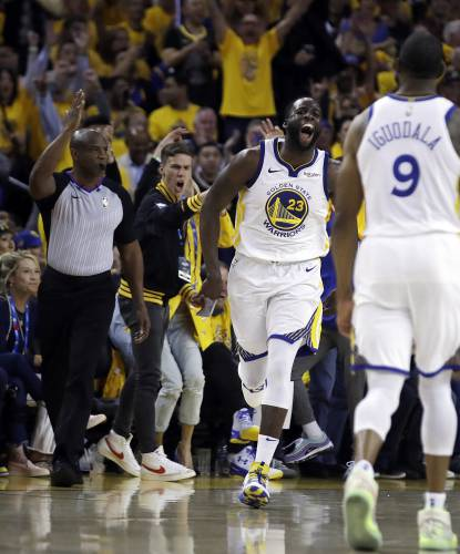 Portland Trail Blazers Final Score: Curry, Warriors Take Game 1 Of Western Conference Finals
