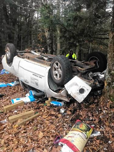Pittsfield woman med-flighted to Boston hospital after I-93