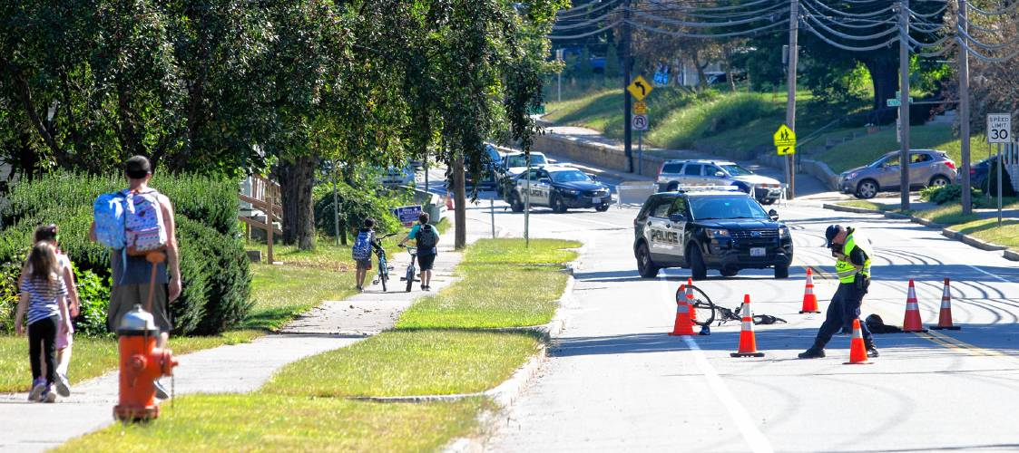 Concord police investigate fatal bicycle crash on North State Street