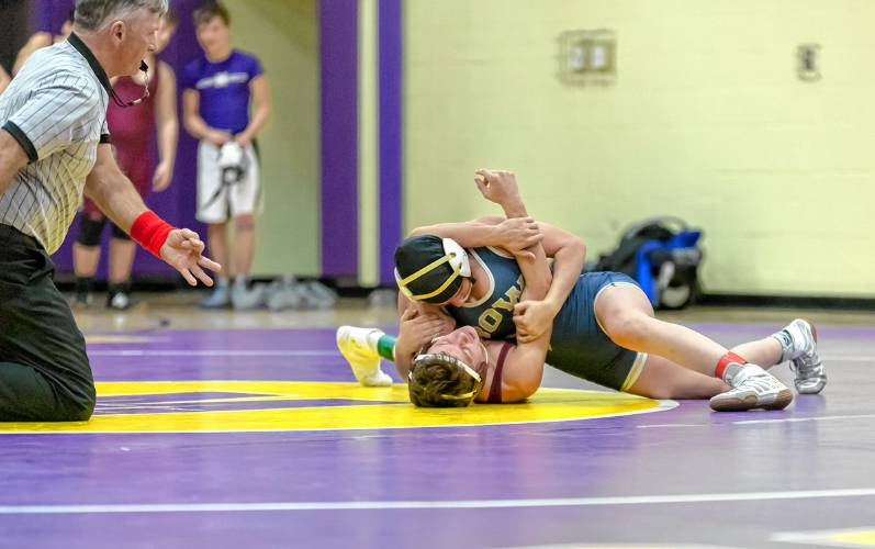 Bow freshman girl racking up accolades in wrestling, judo