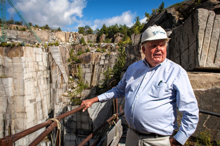 Looking back at four generations of Swenson Granite – and