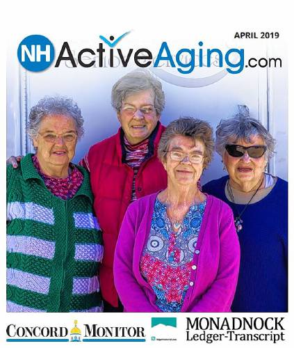 Active Aging Spring 2019