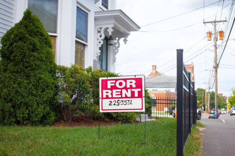 Increasing rents in N H  are an obstacle to retaining young workers