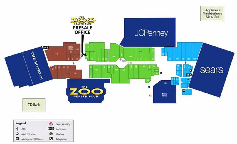 The Zoo gym coming to Concord\'s Steeplegate Mall