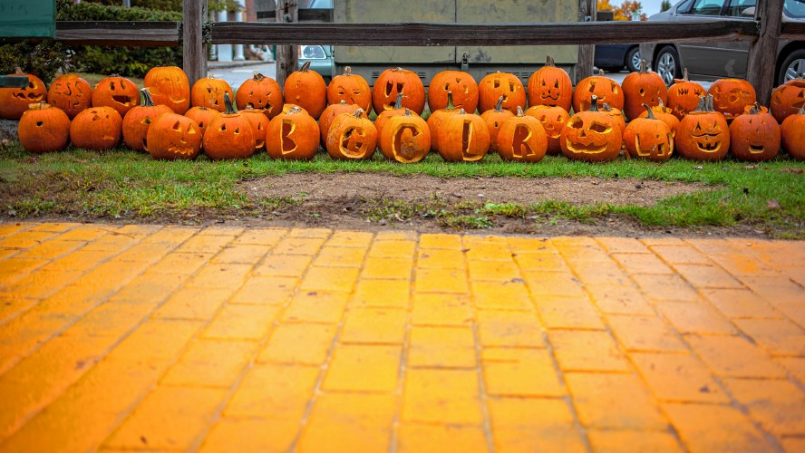 When it comes to pumpkins, Keene's loss turns out to be