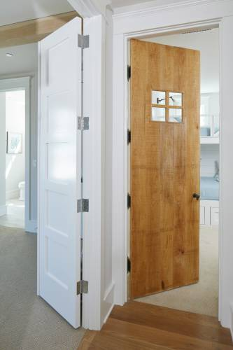 Interior Doors Can Add Light Personality