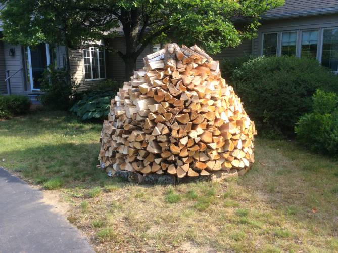 Not All Woodpiles Are The Same Introducing The Holzhausen