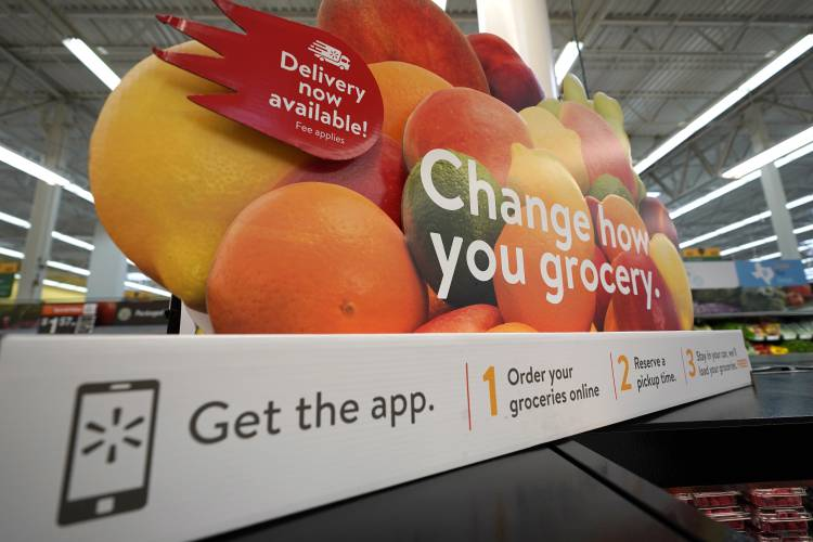 Grocery delivery services on rise