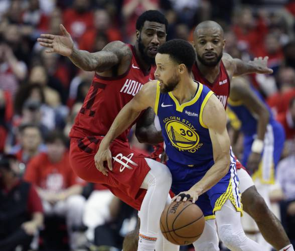 Houston Rockets Squad 2019: Curry, Short-handed Warriors Knock Out Rockets In Game 6