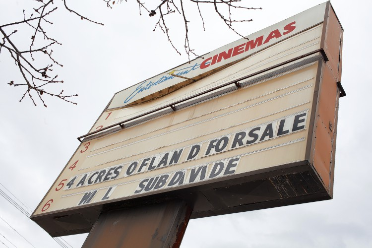 Three Buildings Including Dairy Queen Could Replace Vacant Heights Movie Theater