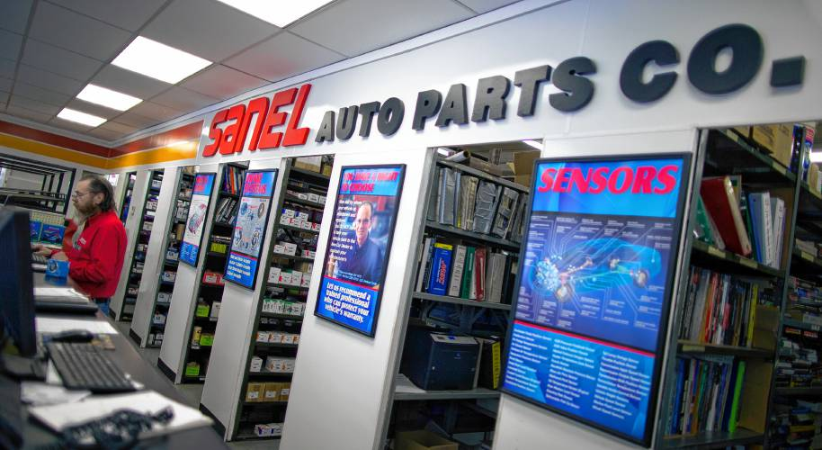 Sanel Auto Parts joins NAPA network, will still be family-owned