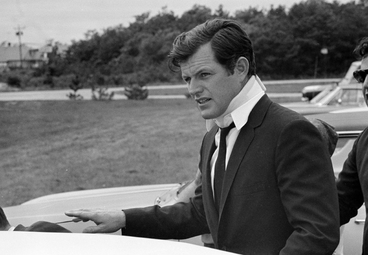Image result for sen ted kennedy chappaquiddick accident