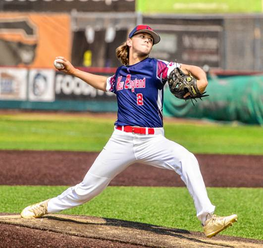 Despite loss, Concord moves on at Babe Ruth World Series on