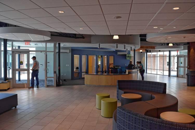 A Visual Tour Inside Concord U2019s New Community Center