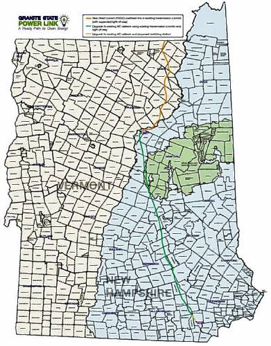 National Grid proposes a Northern Pass-like power line from ...